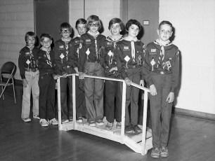 Cub Scout Pack #101 Greenport 1977