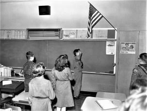 GCS Boy Scout Week 1960