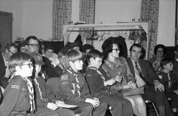 Niverville Cub Scout Banquet 1971 (2)