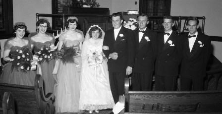 1954 Evie Rockefeller & Irving Boor (2)