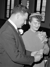 1956 Mr. & Mrs. Goodfriend (1)