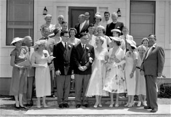 1957 Grace Isherwood & Dr. Hugh Henry (3)