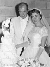 1957 Joyce Buck & William Coxeter (1)