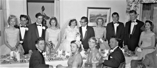1958 Arlene Wilson & Robert Fournier (2)