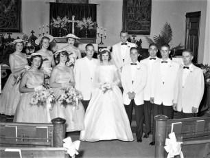 1958 Betty Burger & John Cunningham (2)