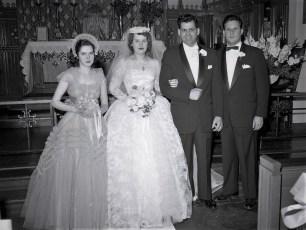 1958 Helen Losewicz & Anthony Graziano (2)