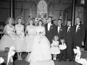1959 Maureen Davis & Gene Balint (2)