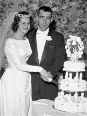1960 Carol Patterson & Thomas Buckley (1)