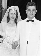 1960 Donna Grote & Jim Jackson (1)