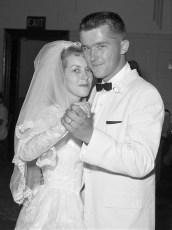1960 Loraine Marshall & Ronald Rustick (2)