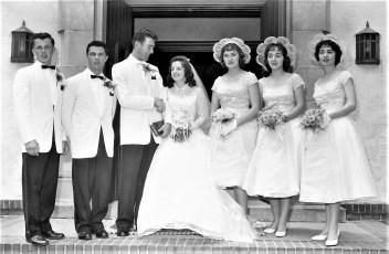1960 Ms. Mary O'Leary & Mr. Kilmer (2)