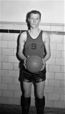 Chatham Central School teammate Keller 1958