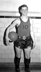 Chatham Central School teammate Ranzoni 1958