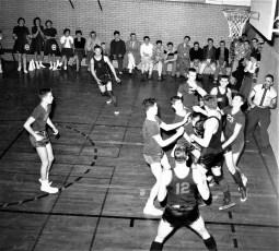 Chatham High School Basketball 1957 (5)