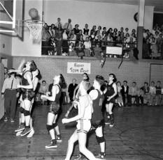 Chatham vs. Ichabod Crane at Chatham Central 1956 (2)