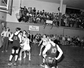 Chatham vs. Ichabod Crane at Chatham Central 1956 (3)