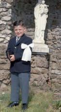 Church of the Resurrection 1st Communion Bruce Bartolotta 1965