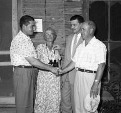 Air Watch Volunteers Hudson 1954