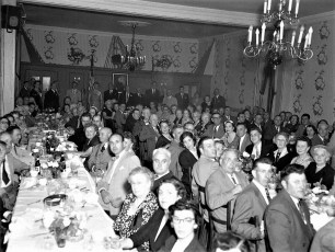 Eleanor Roosevelt General Worth Hotel Hudson 1952