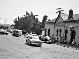 Front Street Hudson NY 1953 (2)