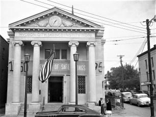 Hudson City Savings 100th Anniv. & dinner at St Charles 1950 (2)
