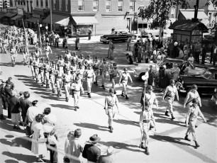 Hudson Memorial Day Parade 1954 (10)