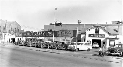 John Malasky Inc. Green St. Hudson 1954 (2)