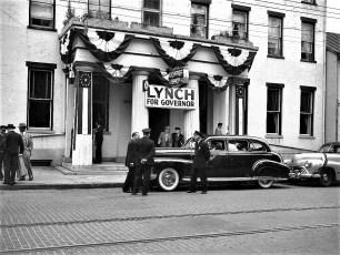 Lynch for Gov General Worth Hotel Hudson NY 1951 (1)