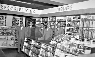Westerman's Pharmacy 622 Warren St. Hudson 1954 (3)
