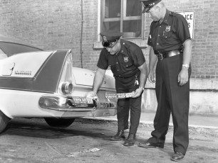 5th Annual Hudson Police Youth Day  Aug. 1959 (2)