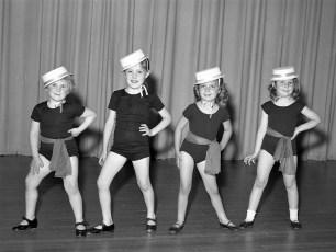 Brusie's School of Dance Hudson 1959 (3)