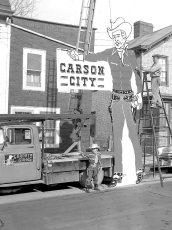 Cordato Signs  Hudson 1959