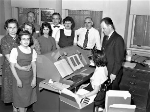 Farmers National Bank merges with National Commercial Bank Hudson 1959 (3)