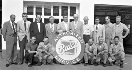 Hudson Buick Opening Aug. 1956 (3)