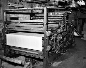 Hudson Register Star presses & pressmen 1957 (2)