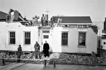 Mt. Carmel Church Old Parish House Hudson 1955 (2)
