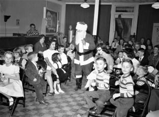 Niagara Mohawk Xmas Party Hudson 1956 (1)