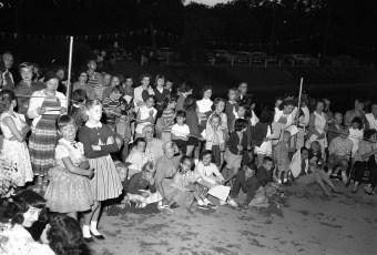 Oakdale Lake Amature Night Hudson 1957 (1)