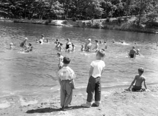 Oakdale Lake Hudson 1957 (1)