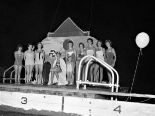 Oakdale Lake Water Carnival 1957