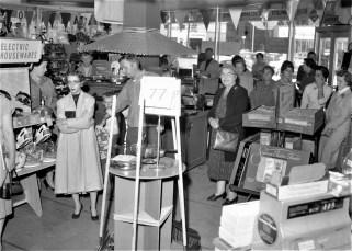 Smith's Tire Shop Anniversary Sale Hudson 1956 (3)