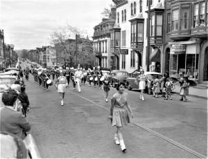 V.F.W. Parade Hudson 1957 (2)