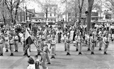 V.F.W. Parade Hudson 1957 (9)