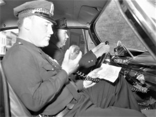 A Day in the Life Hudson Police Dept. 1960