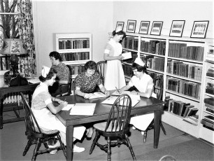 Columbia Memorial  Hospital School of Nursing 1960 (4)