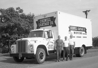 Colwell Cartage Co. Hudson 1963