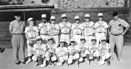 Elks Little League Teams Hudson 1963 (2)