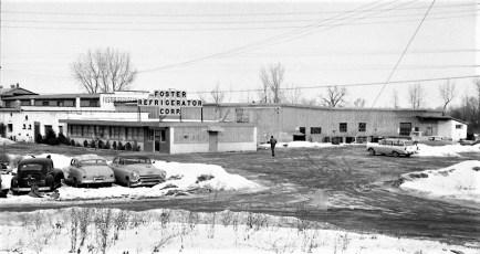 Foster Refrigerator Corp. Hudson 1961