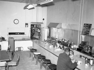 H & H Restaurant Hudson 1963