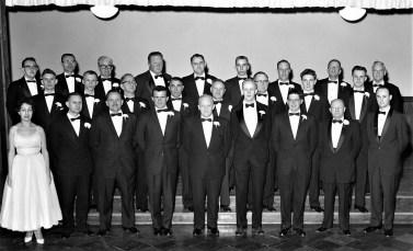 Hendrick Hudson Male Chorus  Hudson 1962